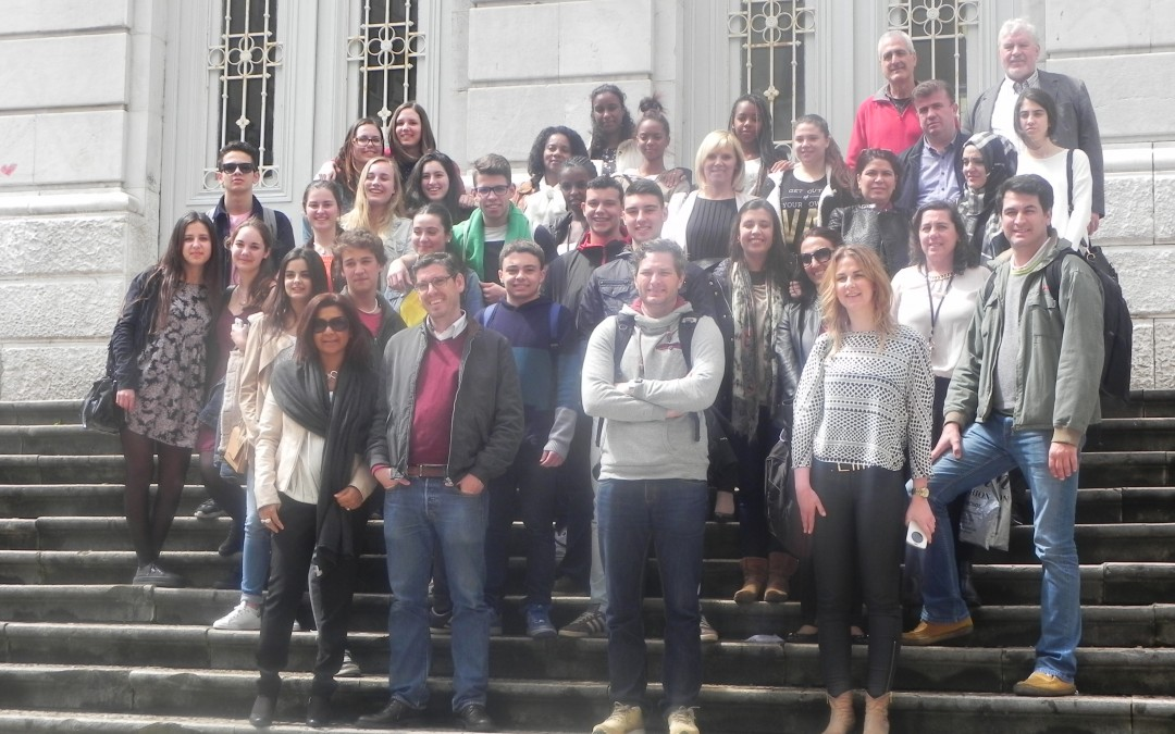 Zaključno srečanje mednarodnega projekta Comenius v Španiji