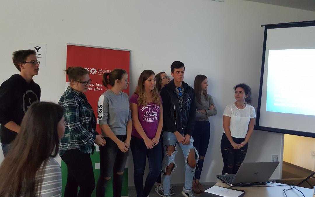 Nagrada pedagoškega foruma za učitelje ob Evropskem dnevu jezikov