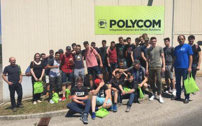 Livar, Polycom – poročilo