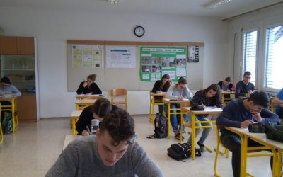 Šolsko tekmovanje iz znanja kemije za Preglove plakete 2018