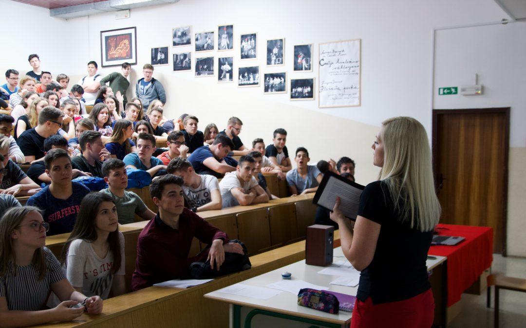 Evropski dan na Srednji šoli Črnomelj