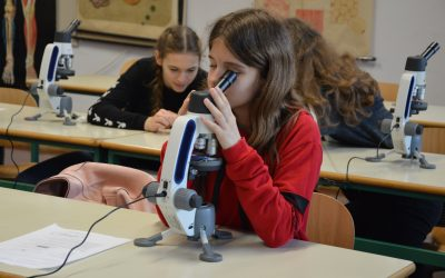 Tehniški dan za učence iz OŠ Podzemelj