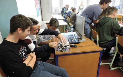 Tehniški dan za učence OŠ Loka