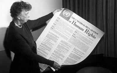 Splošna deklaracija človekovih pravic ima 70 let
