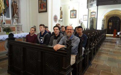 Svetopisemske zgodbe v črnomaljski cerkvi