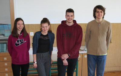 Državno tekmovanje v matematiki za Vegova priznanja