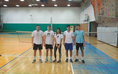 Šolsko prvenstvo v badmintonu