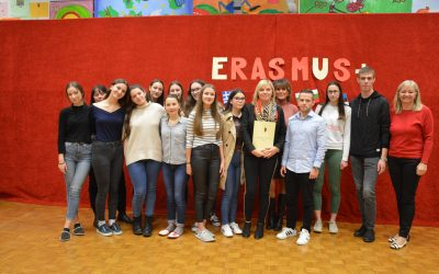 """Projektni sestanek Erasmus+""""CLICHE""""na Srednji šoli Črnomelj"""