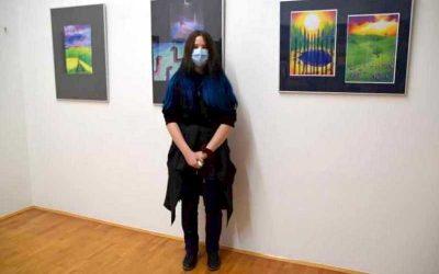 Zala Pezdirc Burazer – Talenti – razstave mladih likovnikov