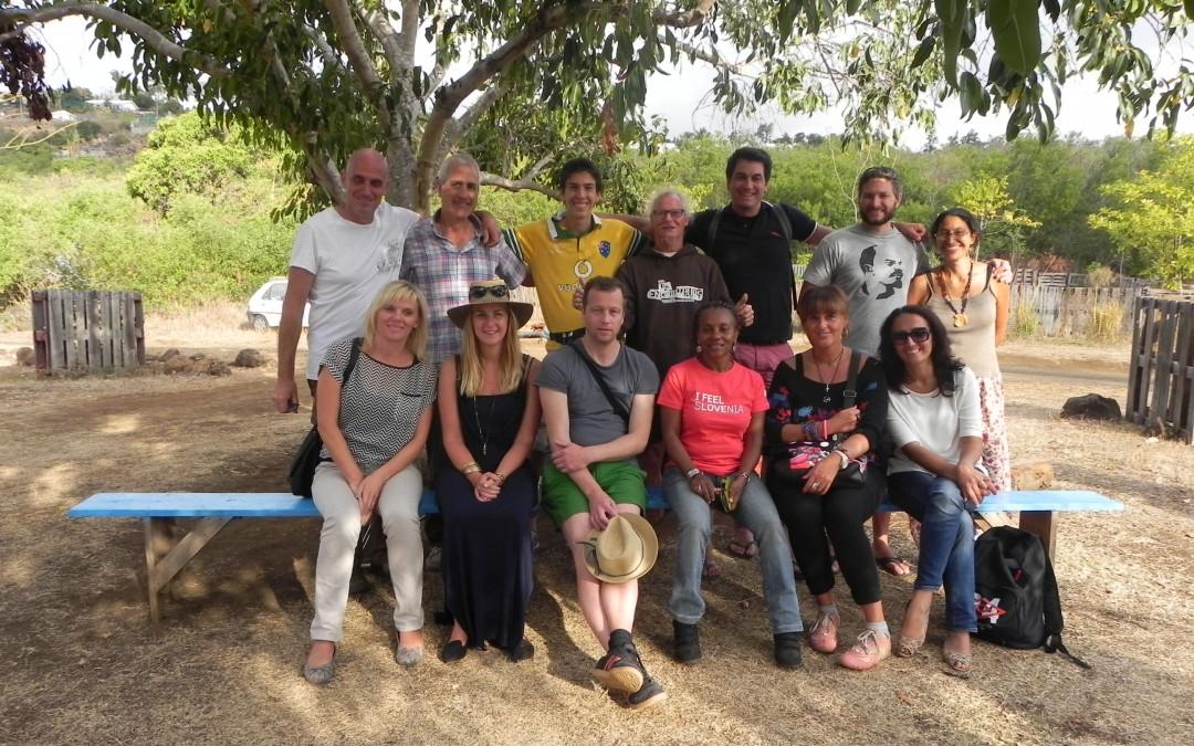 Sestanek mednarodnega projekta Comenius