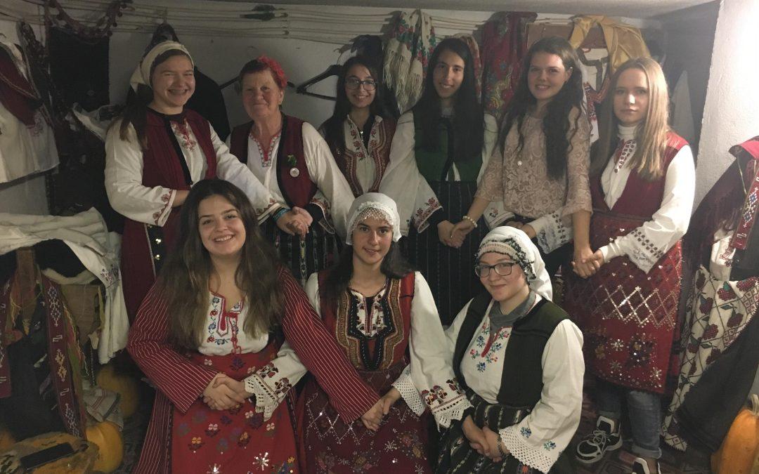 Erasmus+ tim na projektnem srečanju v Bolgariji