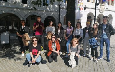Medpredmetna ekskurzija v Celje in Novo mesto