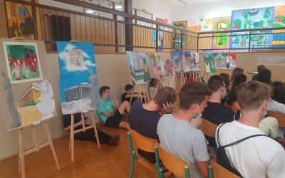 Predstavitev interdisciplinarnega sklopa Umetnost in Lepota 1
